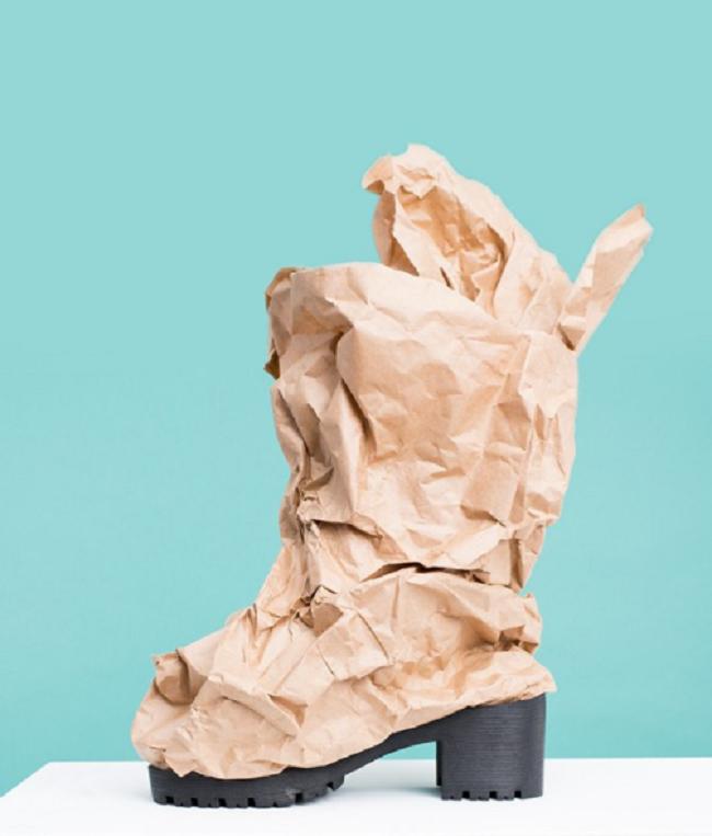 """Khơi nguồn cảm hứng với concept """"Mọi thứ đều có đế giày"""""""