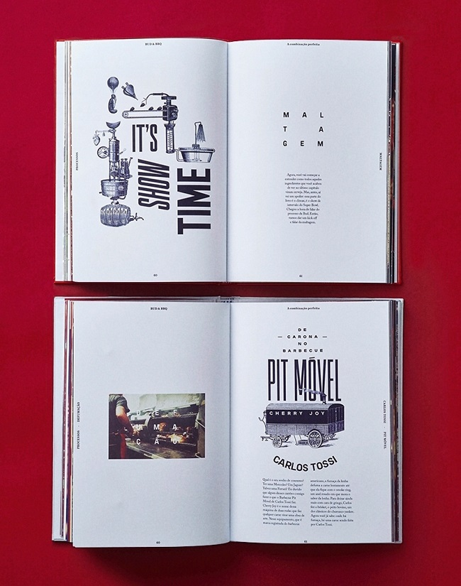 Ngắm bộ thiết kế tập sách tuyệt vời từ Henrique Folste