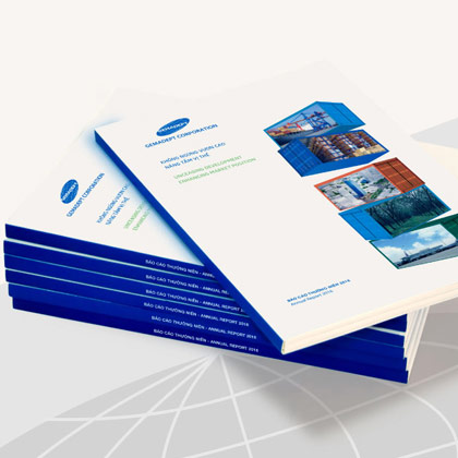 Gemadept Annual Report