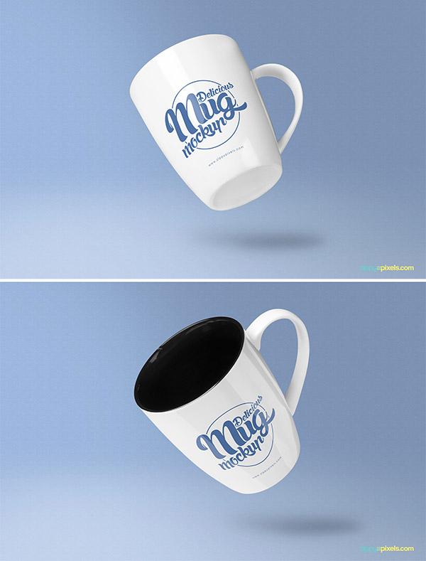 Cảm hứng thiết kế từ những chiếc ly – tách