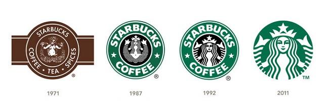 Điều gì làm nên nét hấp dẫn trong logo của Starbucks