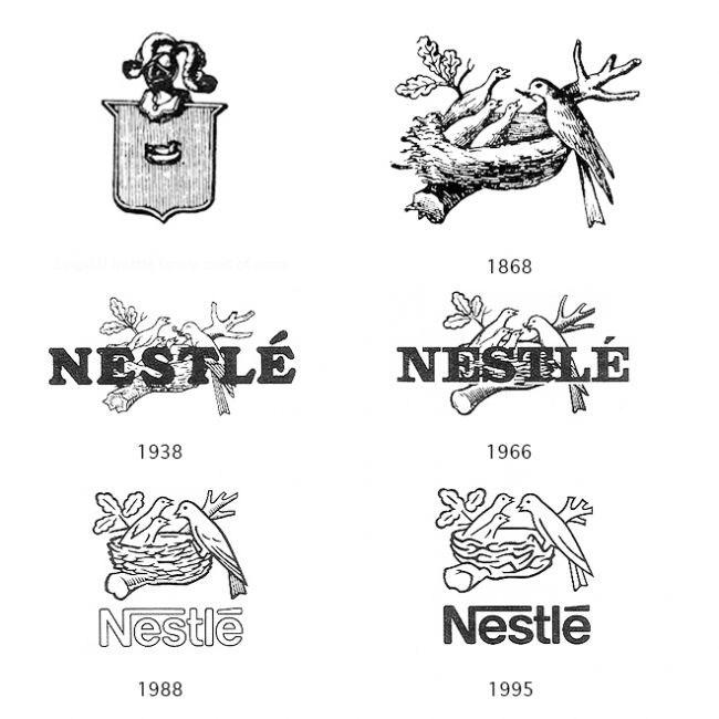 Cảm hứng sáng tạo qua câu chuyện hấp dẫn đầu sau 5 thiết kế logo