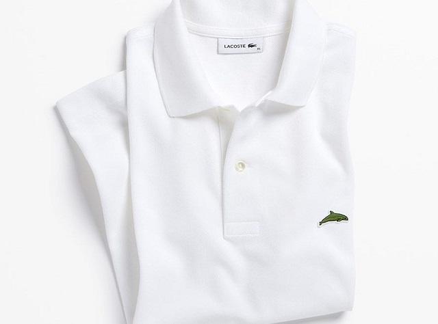 Độc đáo bộ logo mới của Lacoste