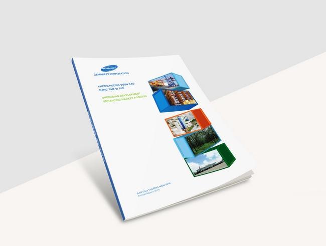Hướng dẫn thiết kế báo cáo thường niên chuyên nghiệp