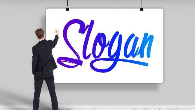 Những yếu tố cần thiết cho 1 slogan hay