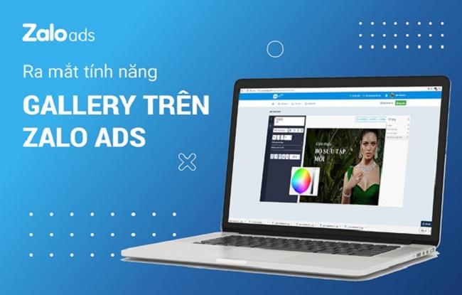 Zalo Gallery  - Công cụ giúp bạn tự thiết kế quảng cáo chuyên nghiệp