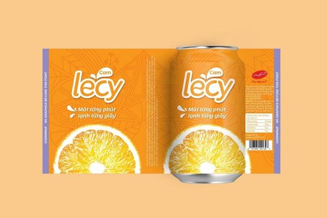 Hè đầy cảm hứng với thiết kế bao bì của Lecy