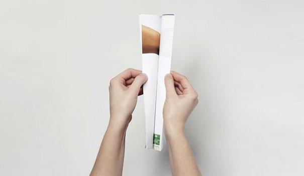 Những thiết kế quảng cáo tạp chí khiến bạn không thể rời mắt