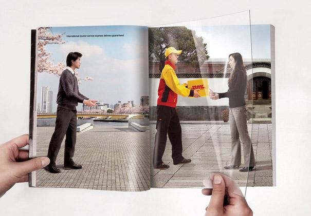 Những quảng cáo tạp chí khiến bạn không thể rời mắt