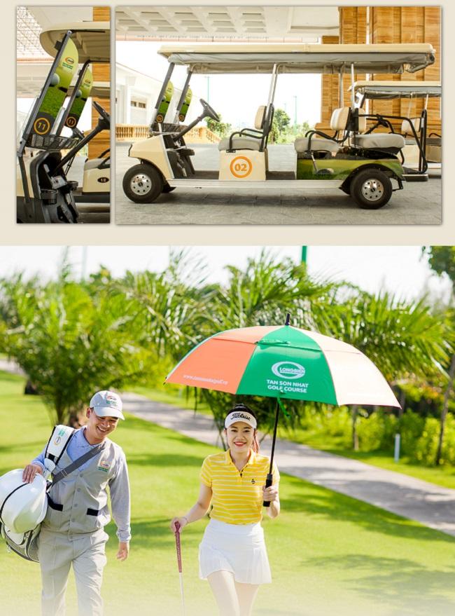 Quảng cáo trên sân Golf – Giải pháp nâng cấp thương hiệu