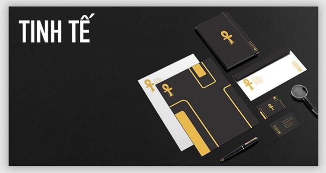 Sức mạnh của màu đen trong thiết kế đồ họa
