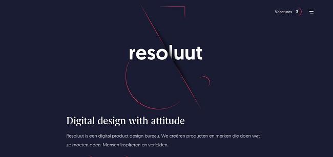 Xu hướng thiết kế: Văn bản và Typography được cắt lát