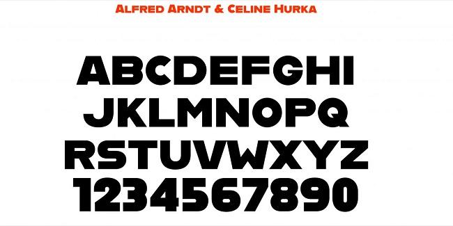Adobe tạo ra 5 font từ kiểu chữ lettering bị mất