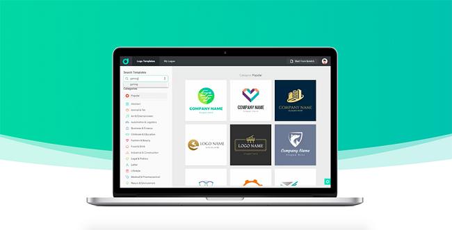 DesignEvo - Công cụ thiết kế logo online miễn phí hữu ích cho bạn