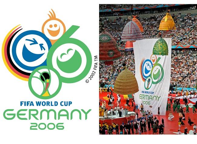 Lịch sử ra đời Logo Fifa World Cup 2018