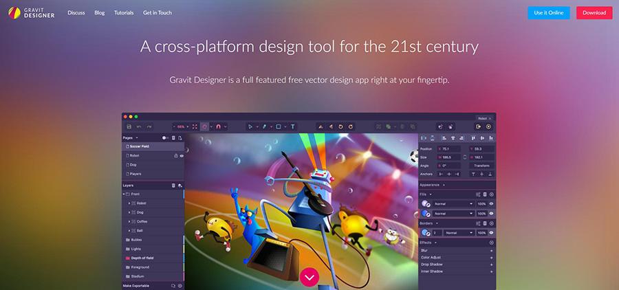 Top phần mềm thiết kế đồ họa tốt nhất 2018