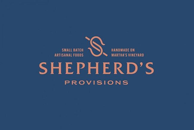 Khám phá bộ nhận diện thương hiệu mộc mạc của Shepher's Provisions