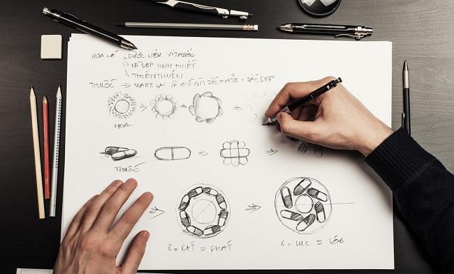 5 Bí quyết sáng tạo logo tại Lebrand