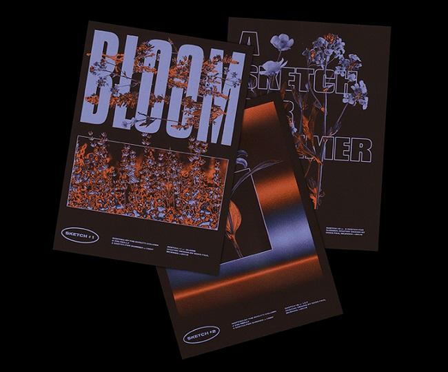 Ross Paul McEwan và những bản thiết kế in ấn lan tỏa cảm xúc