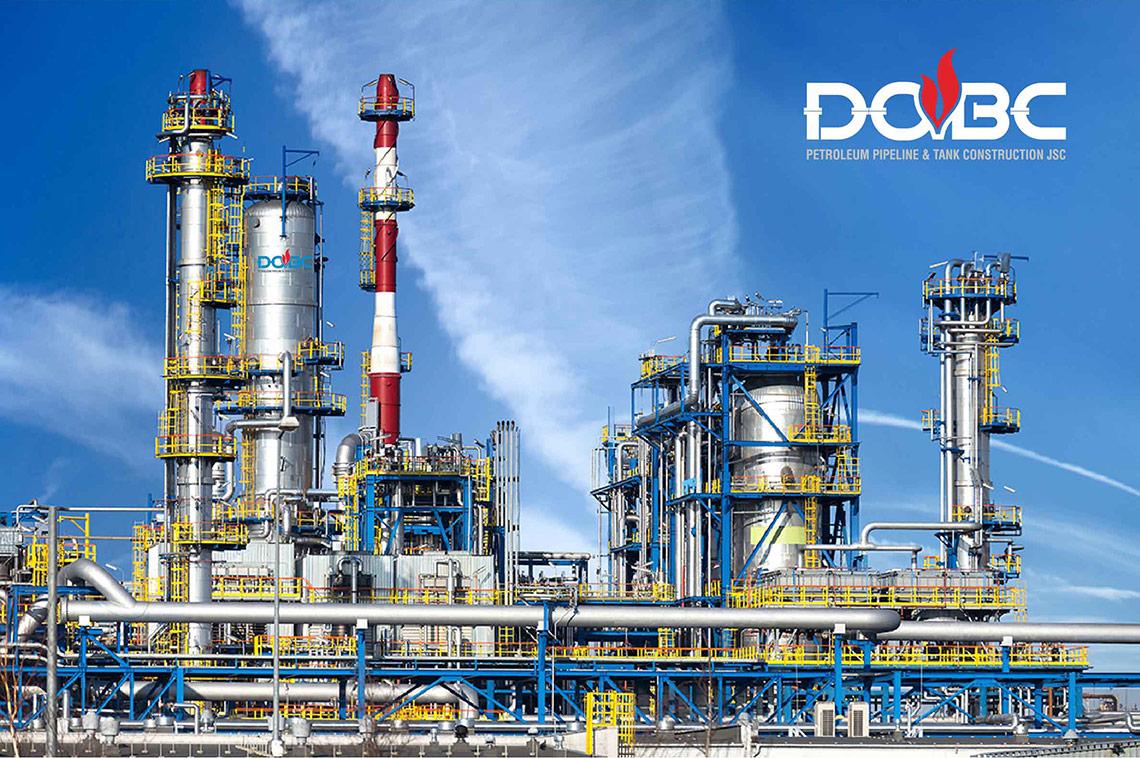 thiết kế logo và bộ nhận diện thương hiệu DOBC