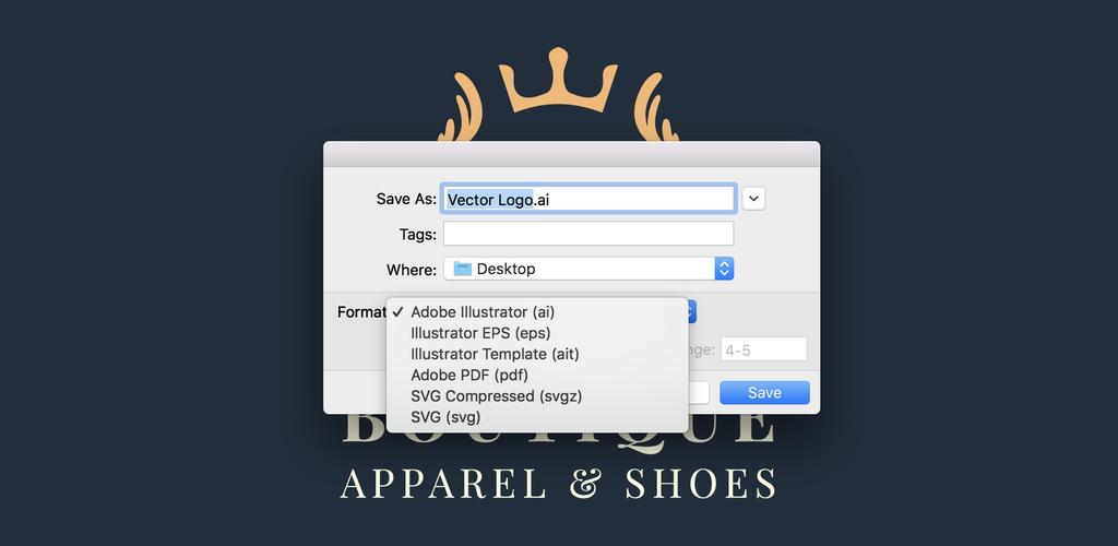 Bạn đã dùng Vector trong thiết kế logo chưa? Chưa thì dùng ngay đi nhé