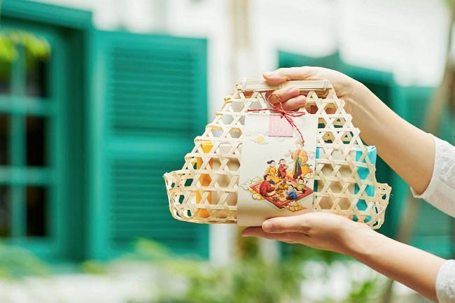 Khám phá những điểm đáo của bao bì bánh trung thu Việt năm nay