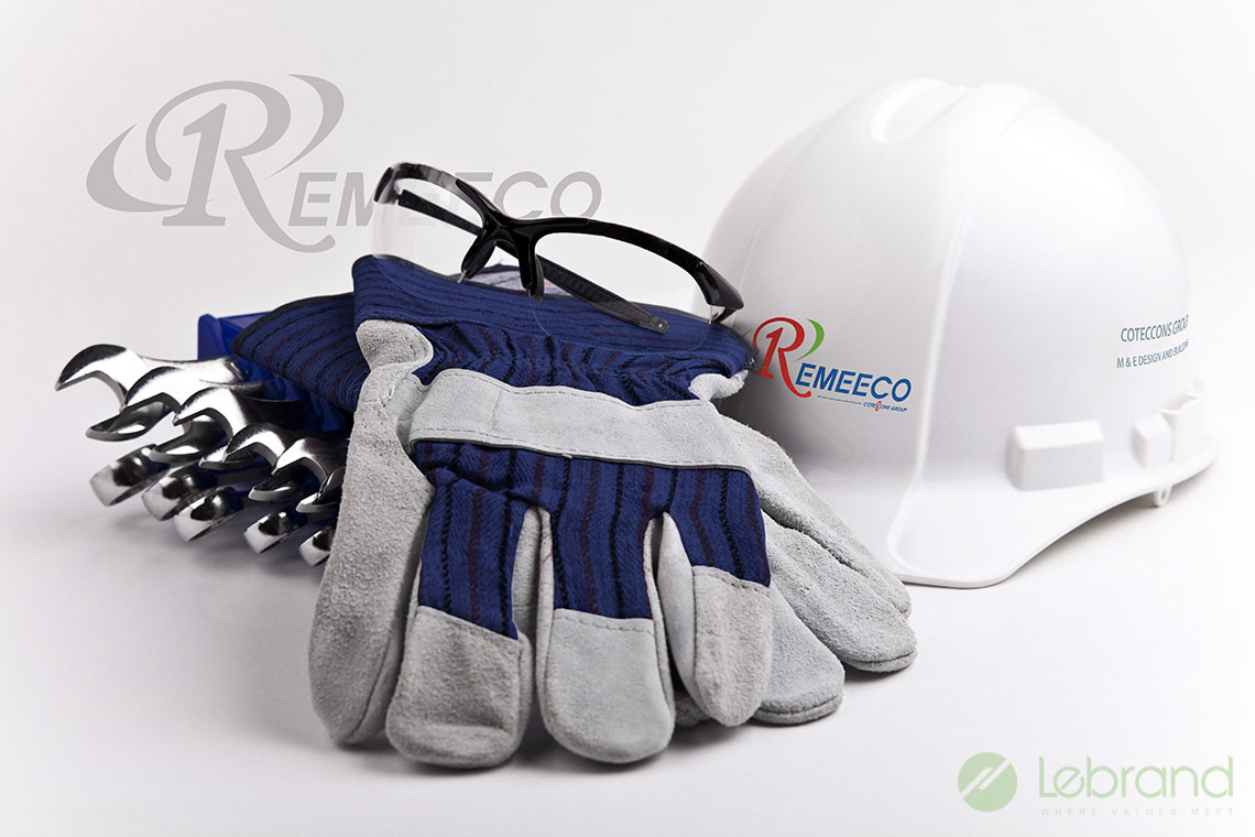 Thiết kế Logo Remeeco - Coteccons Group