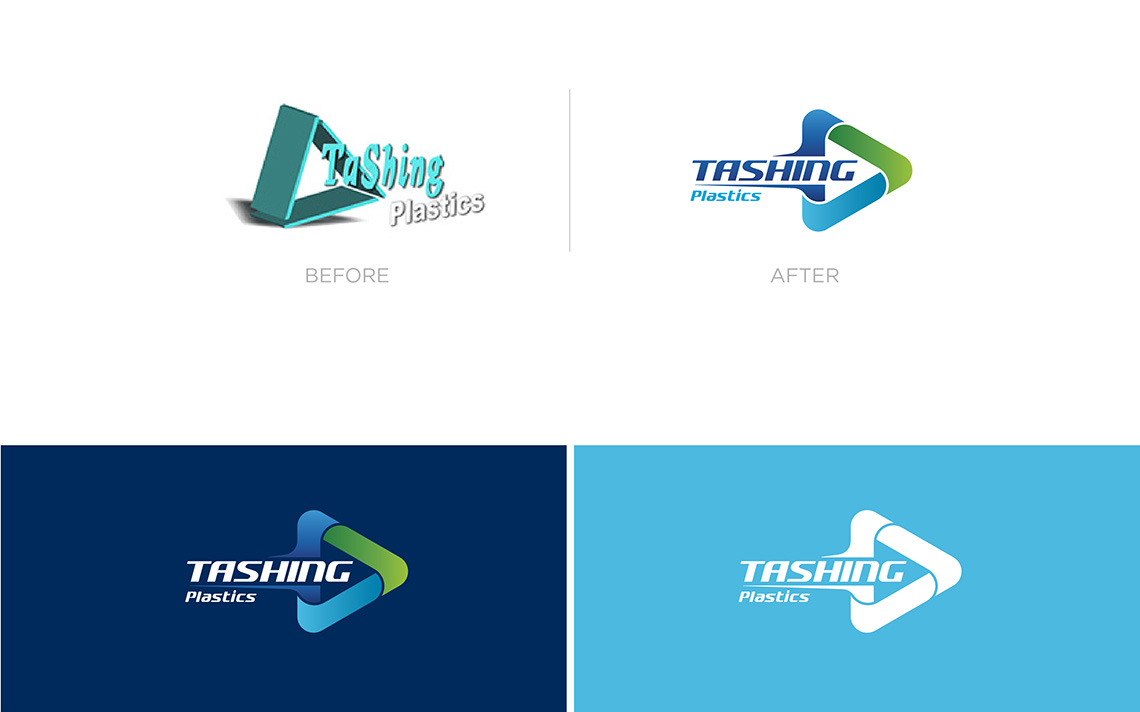 thương hiệu Tashing