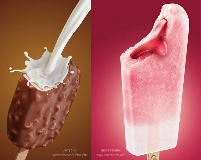 Những ứng dụng của CGI trong thiết kế bao bì thực phẩm