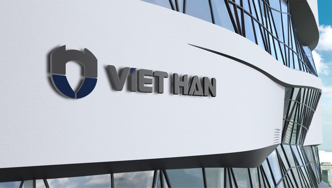Thiết kế nhận diện thương hiệu Việt Hàn