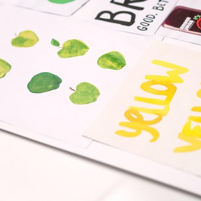Khám phá sự sáng tạo trong mẫu thiết kế bao bì của Bruce Juice