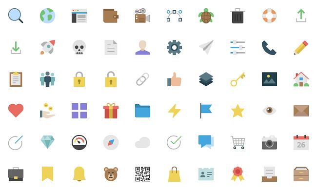 Icon Logo là gì? Thiết kế icon lgo ra sao?