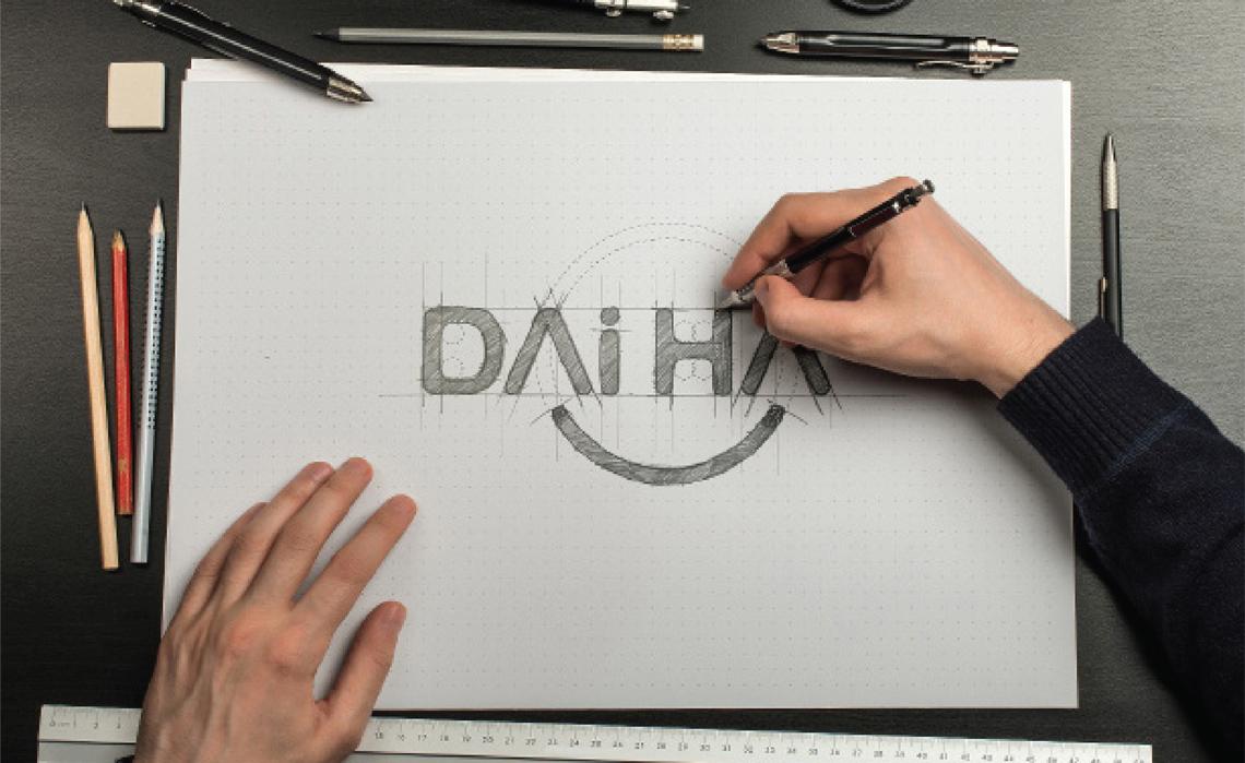 Lebrand tiếp nhận dự án thiết kế logo và bộ nhận diện thương hiệu