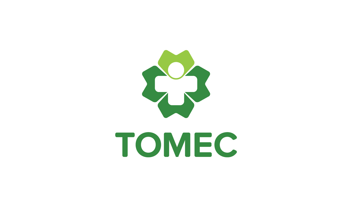 TOMEC Branding, logo
