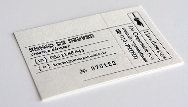 """Bật mí bí quyết thiết kế name card """"khách nhìn là nhớ ngay"""""""