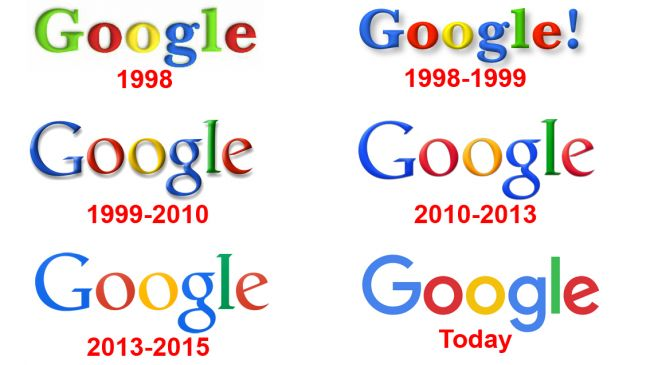 Những cách thức thay đổi logo