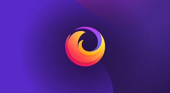 Thiết kế logo không có chú cáo của Firefox