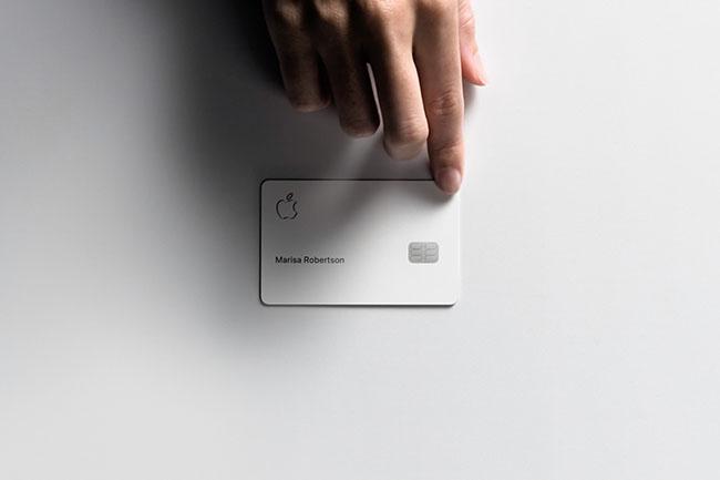 Những điều chỉ có trên thiết kế thẻ tín dụng của Apple