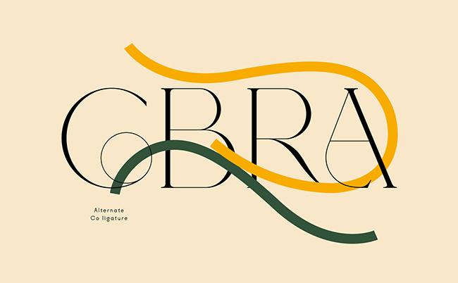 Typeface Love - Bộ font dành cho những thiết kế thương hiệu quyến rũ