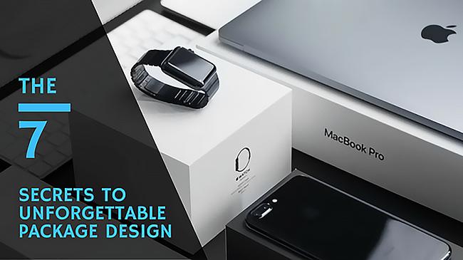Khi thiết kế bao bì giúp bạn nổi bật hơn đối thủ