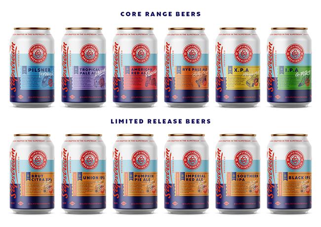 Khi thương hiệu bia truyền thông bằng thiết kế bao bì vỏ lon