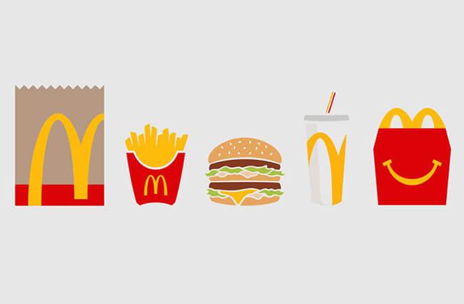 Thiết kế bộ nhận diện thương hiệu McDonald's 2019 có gì đặc biệt?