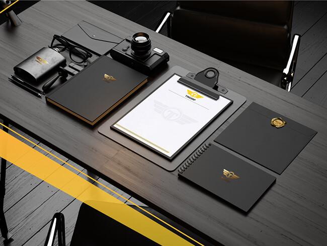 Ứng dụng sắc tố đen trong thiết kế hình ảnh thương hiệu