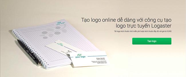 """Cập nhật những công cụ thiết kế logo đơn giản cho """"tay ngang"""""""