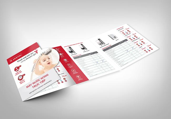 Thiết kế Brochure nên bắt đầu từ đâu?