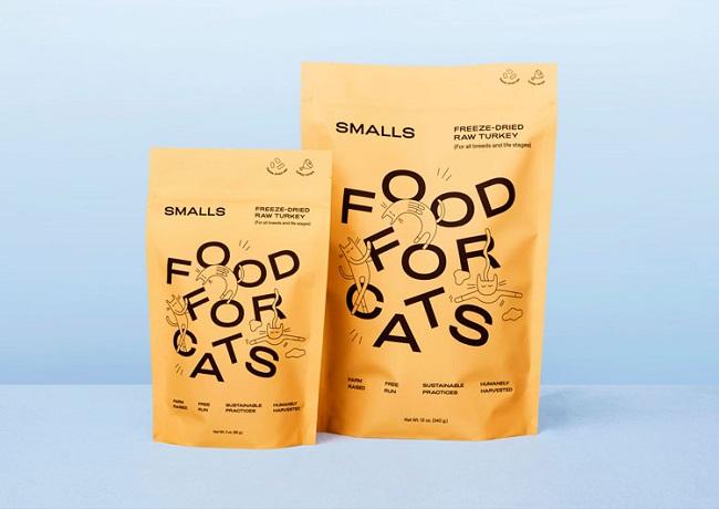 Khám phá font chữ lấy cảm hứng từ đuôi mèo Adieu Smalls