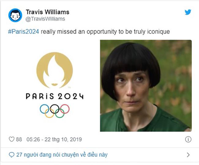 Thiết kế logo Thế vận hội Paris 2024 có gì đặc biệt?