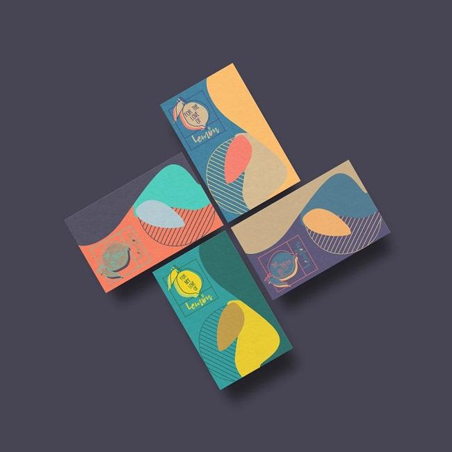 Cách sử dụng màu đất trong thiết kế thương hiệu
