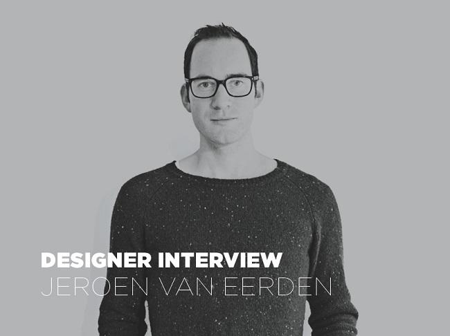 Jeroen van Eerden chia sẻ công thức thiết kế logo ấn tượng
