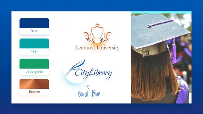 Hướng dẫn cách chọn màu sắc thiết kế logo theo nhóm ngành